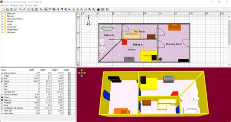 home design software library sweet home 3d is one of the best interior design software