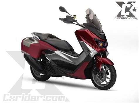 Tas Touring Motor Nmax modifikasi motor touring design bild