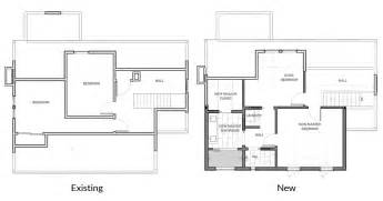 Dormer Floor Plans by Dormer Addition In Nw Portland By Remodeler Hammer Amp Hand