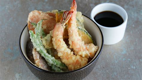 tempura bowl youtube