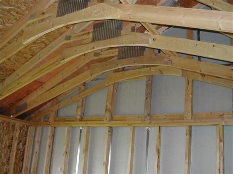vaulted ceiling trusses vaulted ceiling precautions don t get in trouble on your project armchair builder