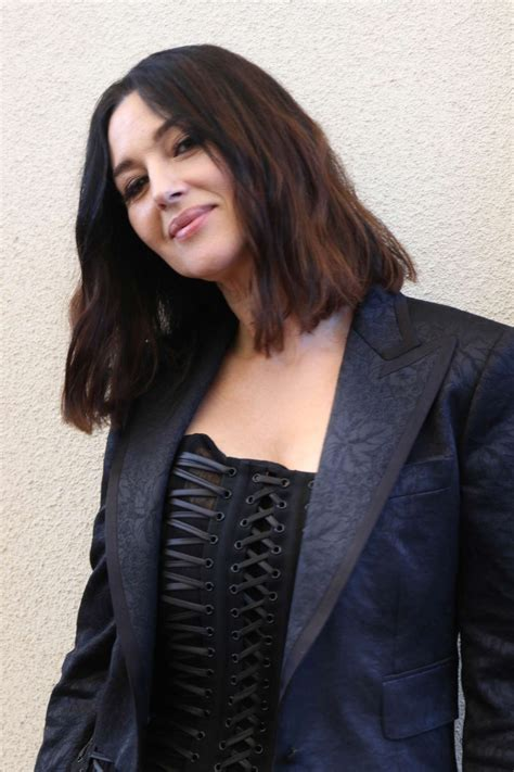 monica bellucci contact monica bellucci pictured at hfpa offices in los angeles