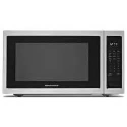 kitchenaid kcms2255bss 2 2 cu ft countertop