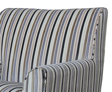 stripe armchair brookins velvet stripe arm chair uk delivery