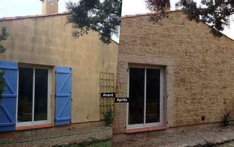 Facade Avant Apres by R 233 Novation Fa 231 Ade Maison Par Azur Pro Renov R 233 Novation