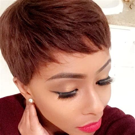 celeb hairstyles we love right now boity hair cut boity has brought back her famous pixie cut