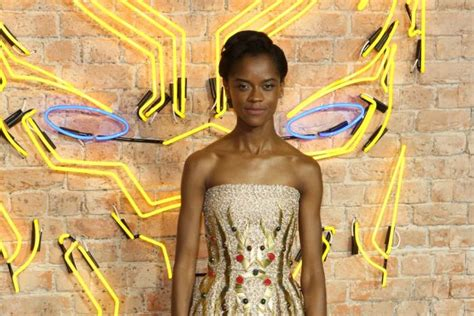 letitia wright most paid let s talk about black panther and avengers infinity