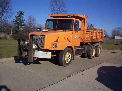 1999 volvo truck 1999 volvo dump trucks for sale used trucks on buysellsearch