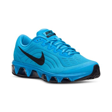 mens nike air max tailwind 6 running shoes nike mens air max tailwind 6 running sneakers from finish
