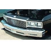 1976 Caprice Impala With Bumper Inserts  JWEnterprises