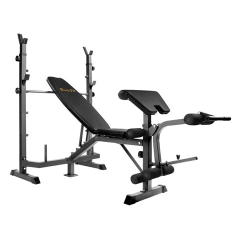bench press station multi station weight bench press fitness weights equipment