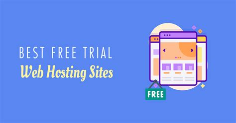 Web Hosting Free Trial