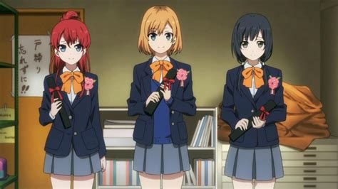 anime high school why we want more non high school anime characters ign