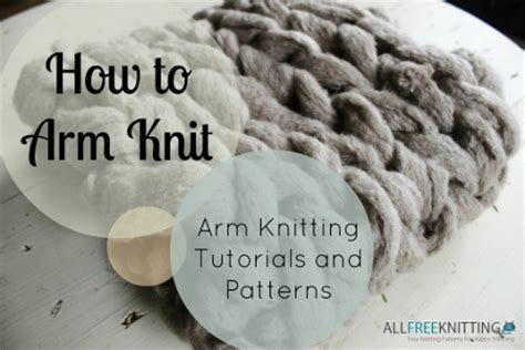 Printable Arm Knitting Directions | simple arm knitting patterns the easiest arm knit scarves