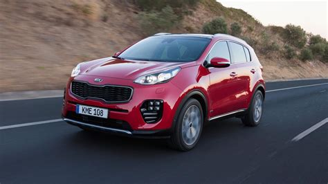 Kia Sportage Review Top Gear Kia Sportage Review Drive Of Kia S New Crossover