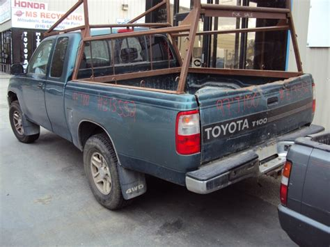 car engine manuals 1996 toyota t100 xtra electronic toll collection service manual repair anti lock braking 1997 toyota t100 xtra security system 1997 toyota