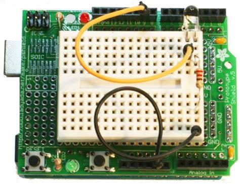 Lu Infrared arduino components infrared emitter