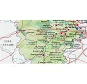 Carte Des Yvelines  Villes Communes