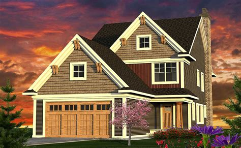 home house plans narrow 3 bed craftsman home plan 89965ah architectural designs house plans