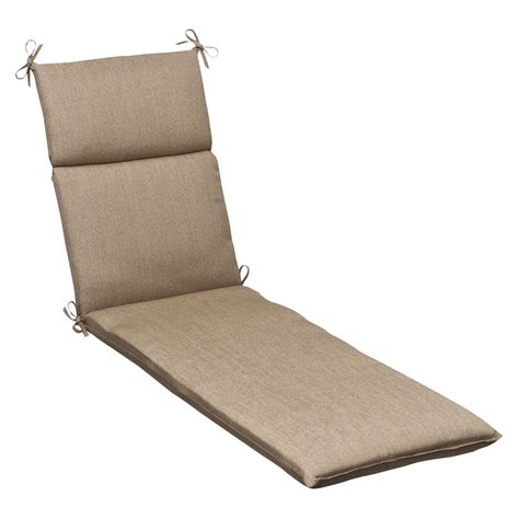 Patio Lounge Chairs With Cushions Pillow Outdoor Textured Chaise Lounge Cushion