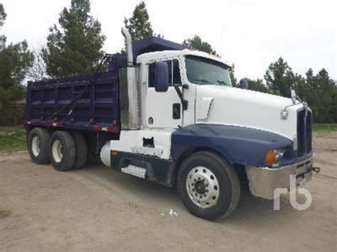 used kenworth for sale in texas kenworth t600 dump trucks in texas for sale used trucks on