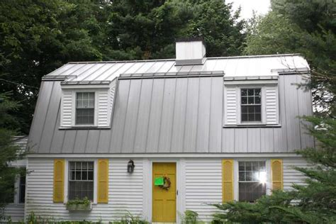 Gambrel Roof Advantages And Disadvantages Residential Metal Roofing Prices Total Cost Installed Vs