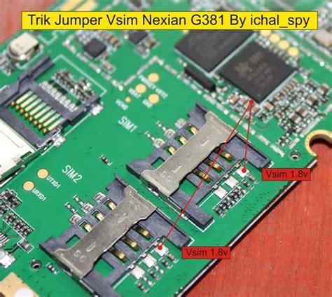 sim ways nexian g911 pcb e500 v0 3