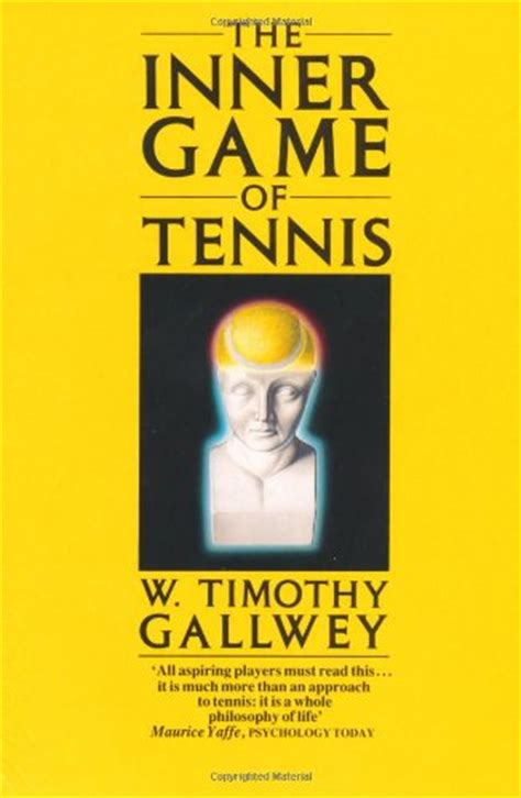 tennis made easy and of mind and books the greatest efforts in sports came when by timothy
