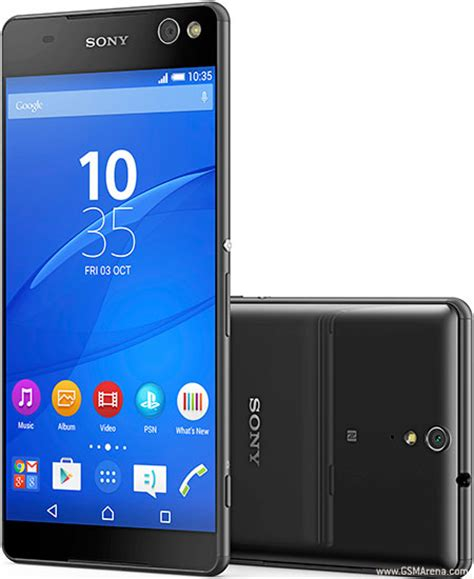 Hp Sony Terbaru C5 Ultra Sony Xperia C5 Ultra Pictures Official Photos
