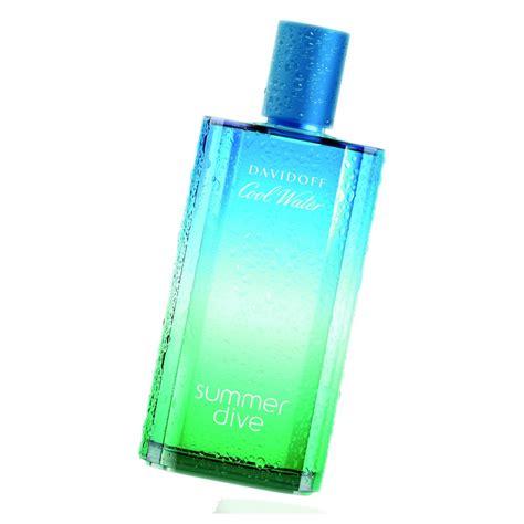 davidoff cool water summer dive davidoff cool water summer dive perfume 125ml davidoff