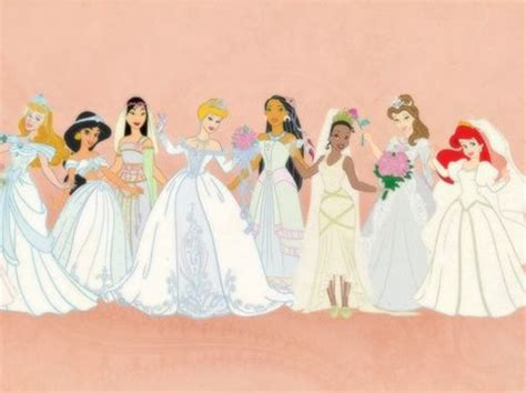 Wedding Animation Collection by Which Disney Princess Wedding Gown Should You Get Married