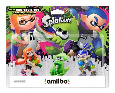 amazon opens preorders for the art of splatoon and reveals north american release date game splatoon amiibo 3 pack will cost 35 according to amazon nintendo life