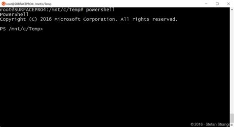 xterm tutorial linux using xterm as terminal for powershell on linux stefan