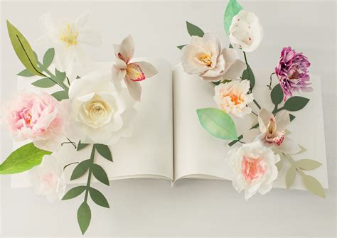 Paper Craft Ideas For Weddings - 10 paper craft ideas for your wedding wedding album
