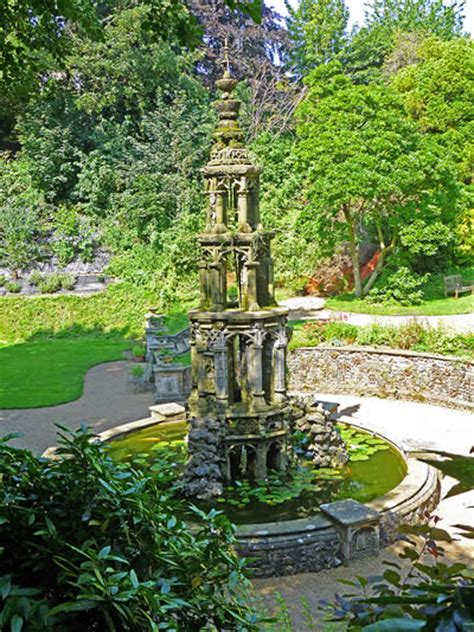 Garden Arch Norwich Norwich Plantation Garden