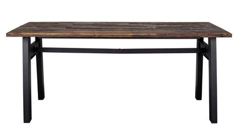 esszimmer ulm esstisch crude mit platte aus alter ulme 180 x 90 cm