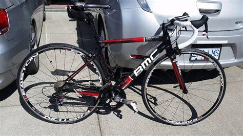 bmc slr01 sale 2012 bmc teammachine slr01 sram like new for sale