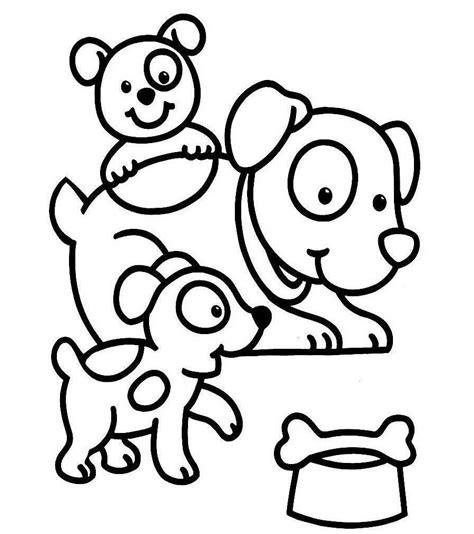 imagenes animales jpg dibujos de mascotas para colorear e imprimir para ni 241 os y