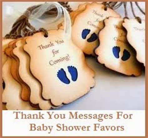 thank you for attending baby shower thank you messages baby shower