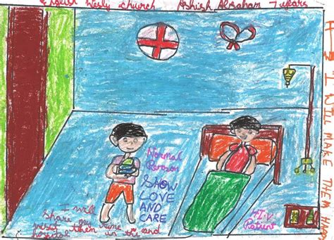 Drawing 7 Year by Help A Child Of India And Happiness Restored Page 2