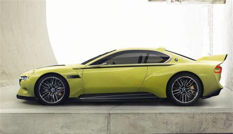 bmw concept csl bmw 3 0 csl hommage concept cars diseno art