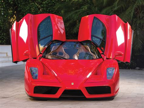 ferrari enzo tommy hilfiger s 2003 ferrari enzo headed for auction
