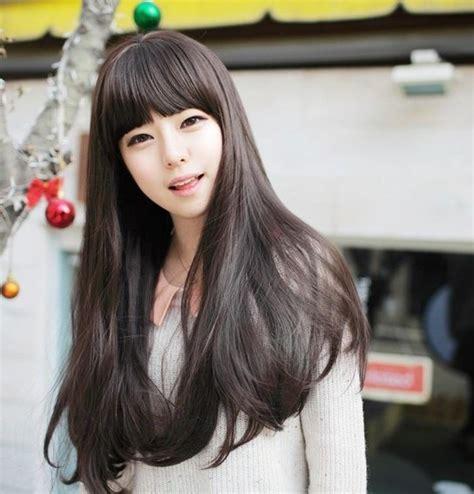 black salon seoul 02 邊緣層次型 較自然的髮尾造型 又不失頭髮豐厚感