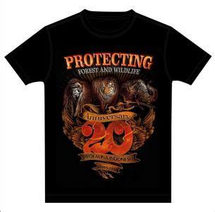 Kaos Satwa 1 kaos edisi terbatas 20 tahun profauna profauna