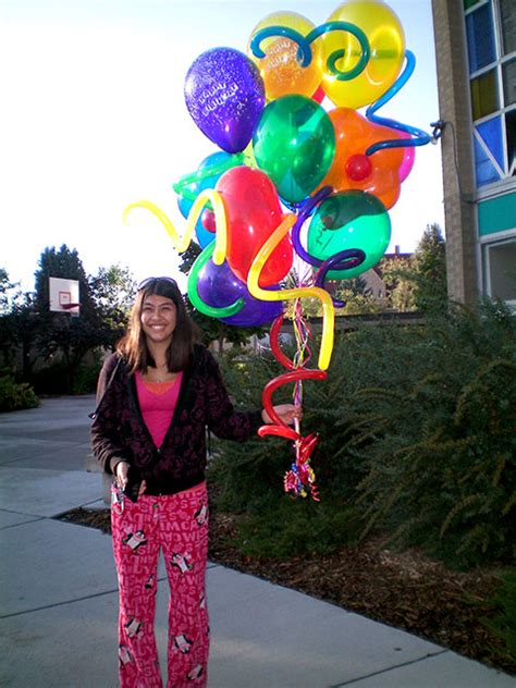 birthday balloons delivery party favors ideas