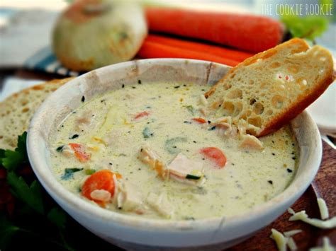 chicken soup the best creamy chicken soup recipe