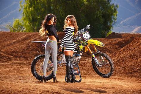 girls on motocross bikes rockstar energy racing models rockstar mx motocykle