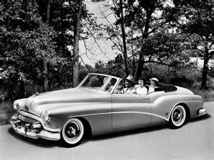 1952 Buick Convertible 1952 Buick Skylark Convertible Retro Luxury Wallpaper