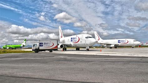 bid air cargo chat special bidair cargo