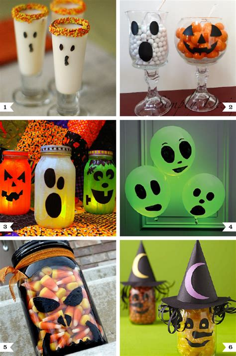 halloween craft projects fun with faces chickabug